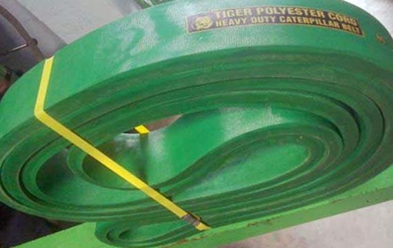 Caterpillar Conveyor Belt, Belt Center, Industrial Belts